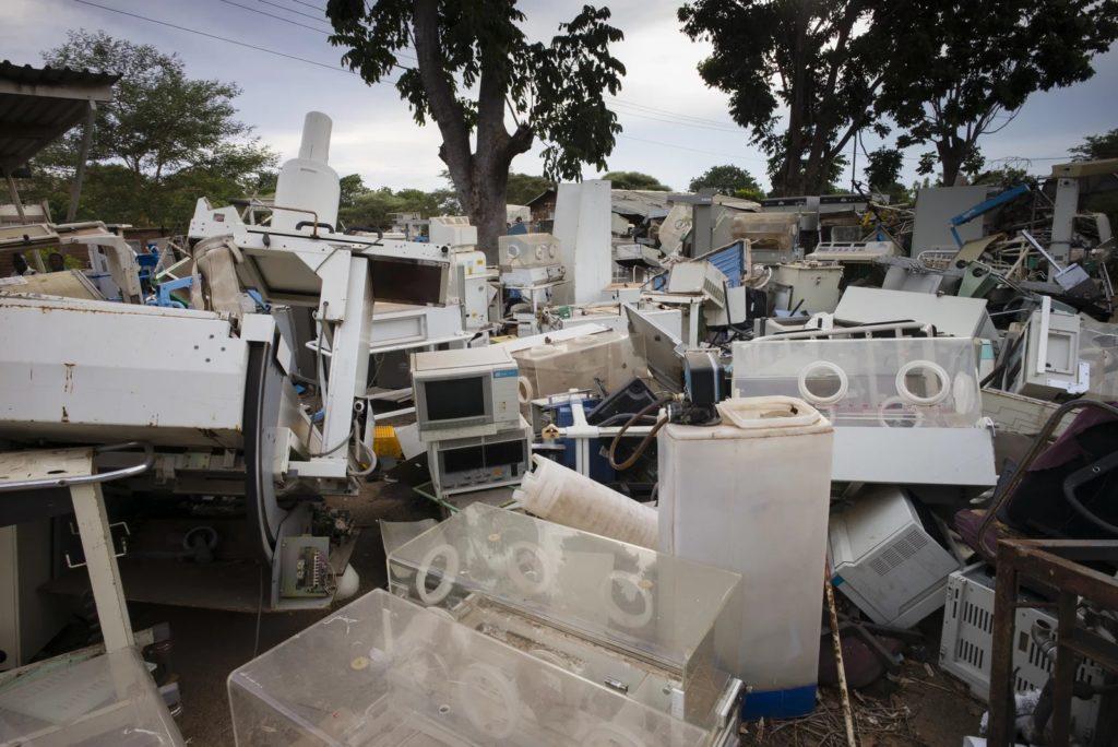Equipment Graveyard Malawi