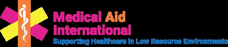 Medaid Logo with Slogan