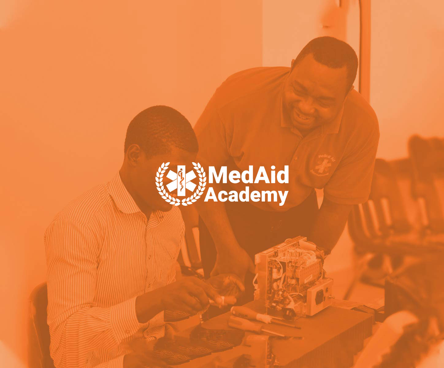 MedAid Academy Cover Image
